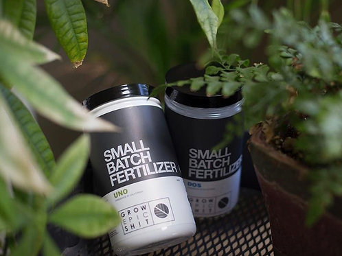 GROW EPIC SH!T Fertilizer + Seed Grower Pack