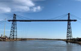 Pont transbordeur en 2020