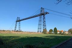 Pont Transbordeur rive échillais