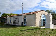 maison du transbordeur et la statue de ferdinand arnodin
