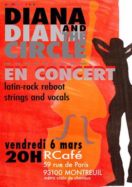 Diana & the Circle