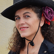 Diana Huidobro & the circle Paris Bagnolet Montreuil