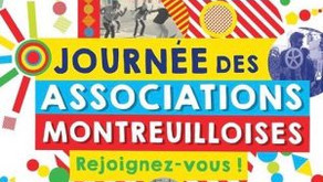 LPU au forum des associations le 28 septembre à Montreuil