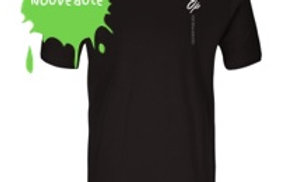 T-shirts col en V à manches courtes homme