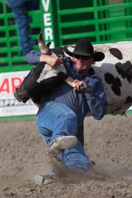 Grab that Steer!