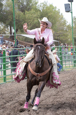 Miss Rowell Ranch Rodeo Queen