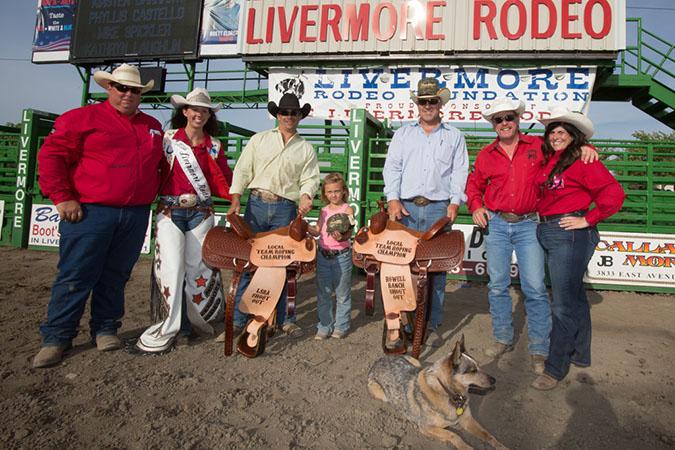 LSRA & LRF Presenting the Saddles