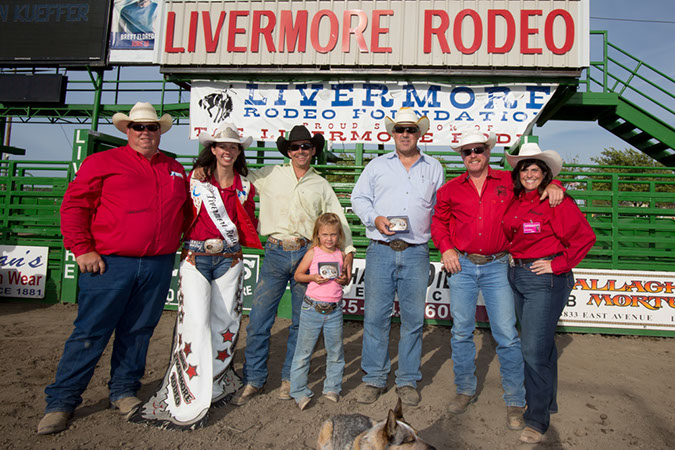 Local Team Roping Winners