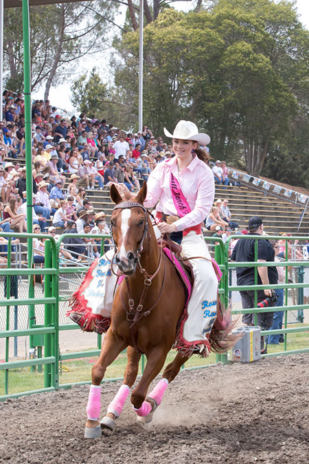 Miss Rowell Ranch Jr. Queen