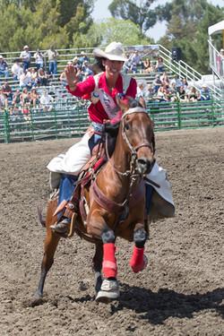Allison Harman - Lvrmr Rodeo Queen