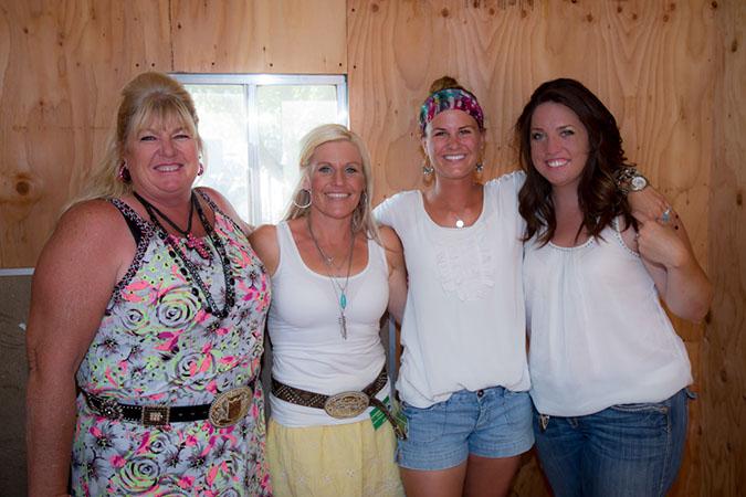 Sherry Gibson's Crew!