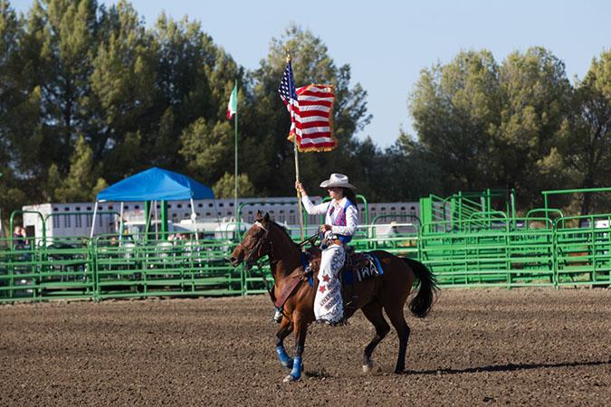 Allison Harman Rodeo Queen