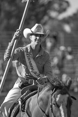 Liv. Miss Jr Rodeo - Michelle Hewitt
