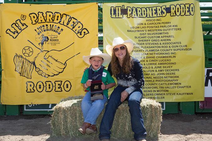 Lil' Partners Participant w/Sierra