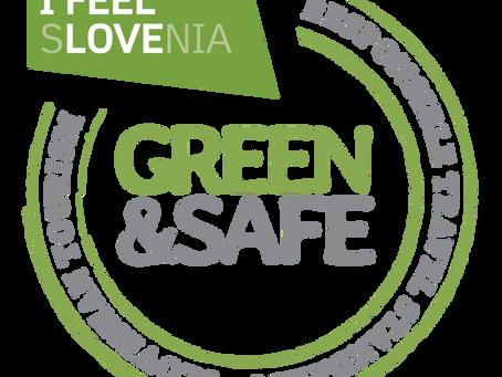 Pridružili smo se zavezi GREEN & SAFE
