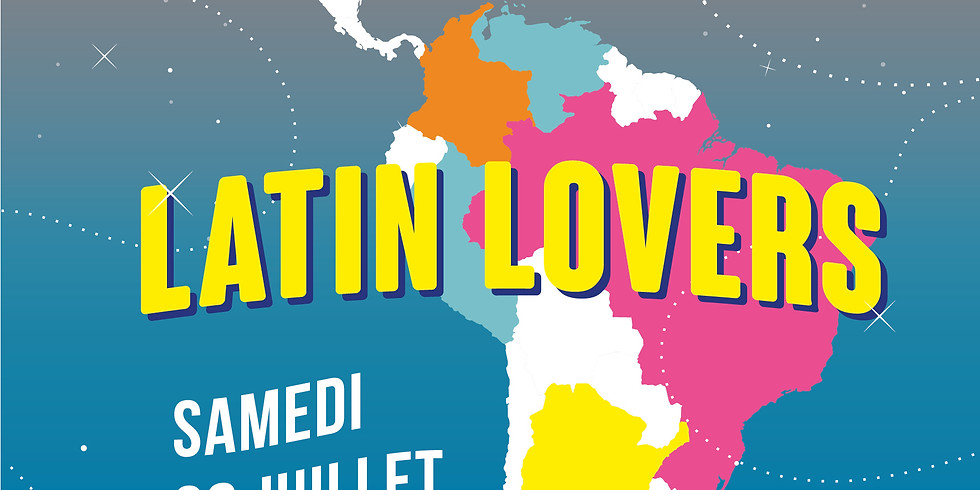 Soirée Latin Lovers