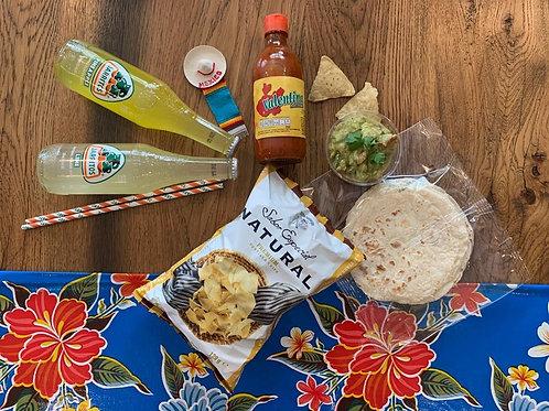 Kit Fiesta Tacos x 2