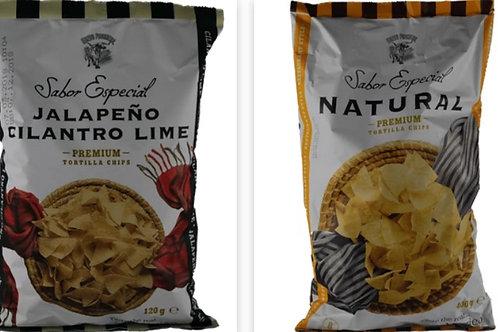 Tortilla Chips 120gr