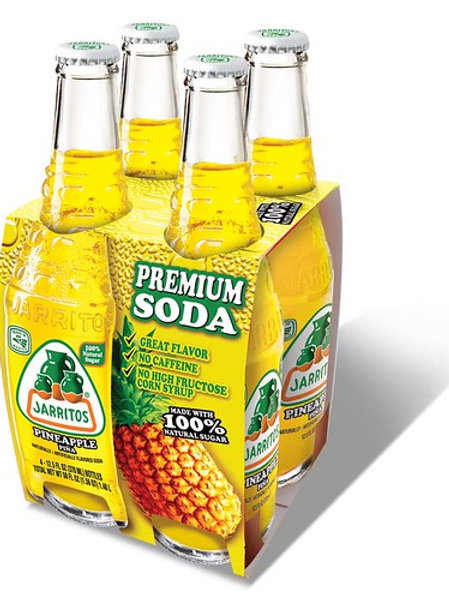 Jarritos Soda Pack x 4