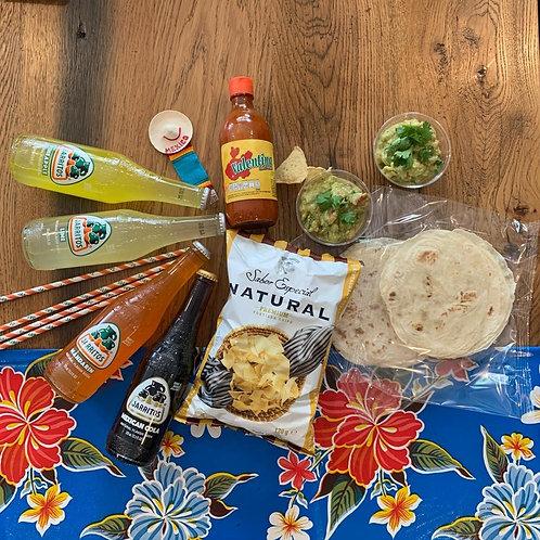 Kit Fiesta Tacos x 4