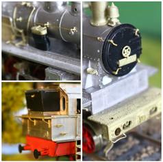 Modelleisenbahn - Einzelkomponenten