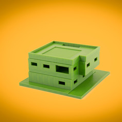 Architekturentwurf Einfamilienhaus