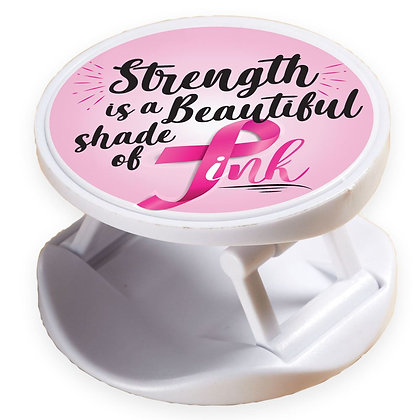 Strength Is A Beautiful Shade Of Pink 3-In-1 Phone Buddy