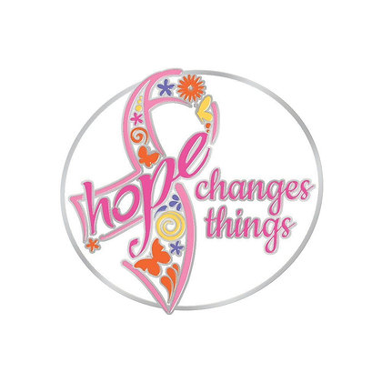 Hope Changes Things - Pin