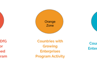 Introducing The Days For Girls Impact Zones