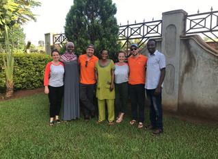 #ClassyGives: Classy, DfG team distribute kits to schoolgirls in Uganda