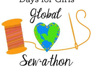 Global Sew-A-Thon Is Saturday, October 11