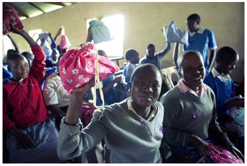 days for girls kenya
