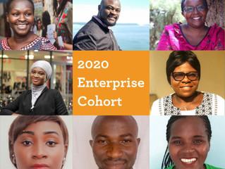 2020 Enterprise Cohort Announcement