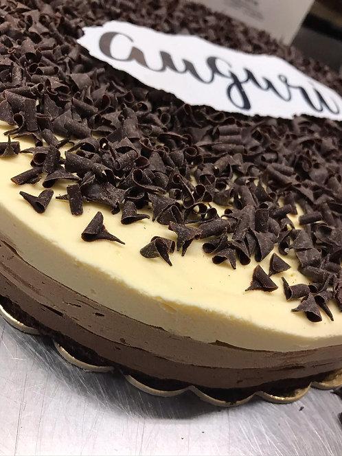 Torta Tris di Cioccolato