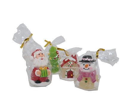 Caramelle gelèe natalizie