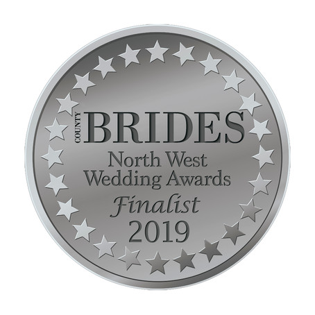 County Brides North West wedding awards finalist!