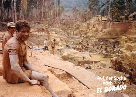 Oliver Herbrich Film, Searching for El Dorado, Fiction - Non-Fiction, Film Edition
