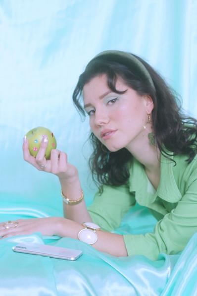 """La pomme de discorde"""