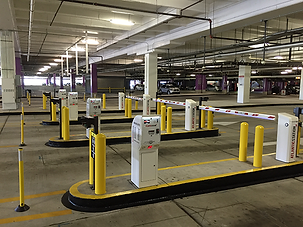 Parking Revenue Control Equipment