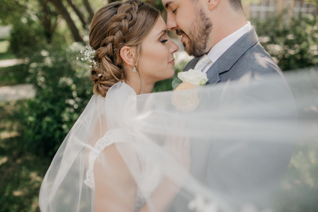 Nebraska Spring Wedding