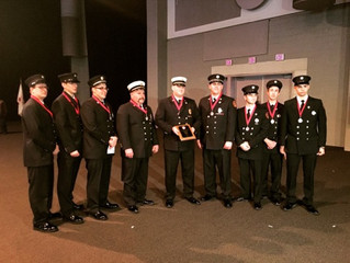 SOLVAY FIRE RECEIVES AMERICAN RED CROSS REAL HEROES AWARD