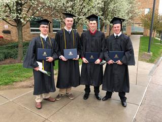 Bunk-In Students Graduate OCC
