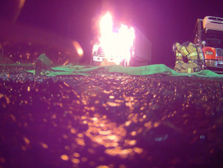 Truck Fire | Matthews Ave. | Solvay