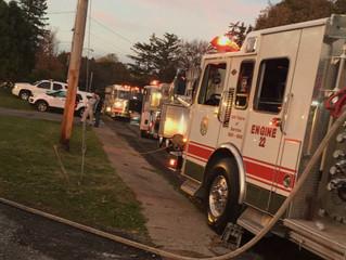 Working Fire | W. Genesee St. | Westvale