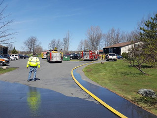 APARTMENT FIRE | FAIRWAY CIRCLE | BALDWINSVILLE