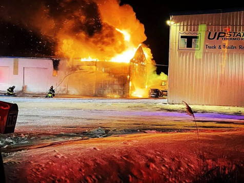Second Alarm Fire  East Syracuse
