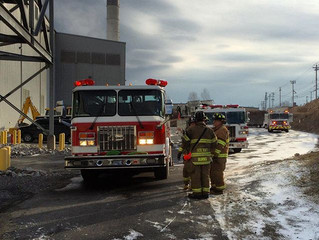 INDUSTRIAL FIRE | INDUSTRIAL DR | SOLVAY