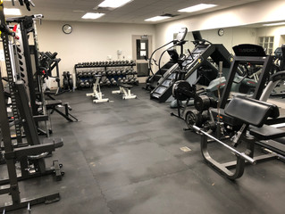Fitness Facility Upgraded