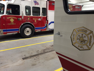 RESCUE 11 TO WARNERS SIGNAL 98