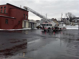THIRD FIRST DUE FIRE IN TWO WEEKS | THIS TIME CHINA TOWNE FURNITURE